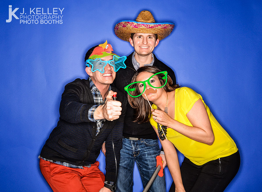 Columbia Mo Photo Booth Rental props and hats included
