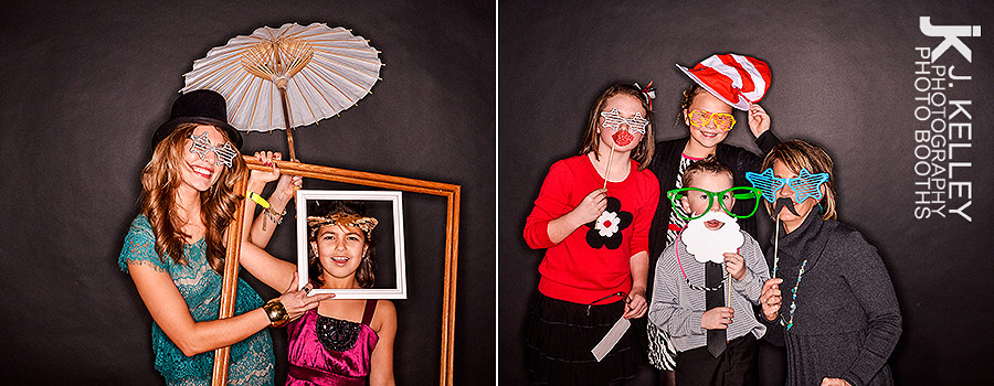 Fun photo booth props for weddings in Columbia, Mo.