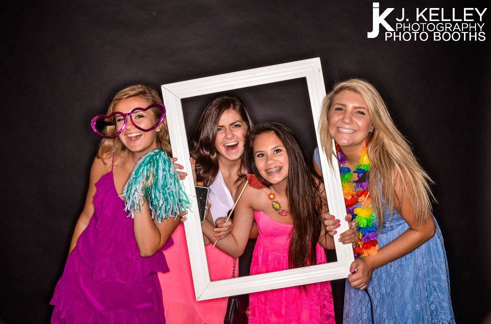 funny glasses, white frame prop, high school graduation party, class of 2014, Columbia MO, photo booth
